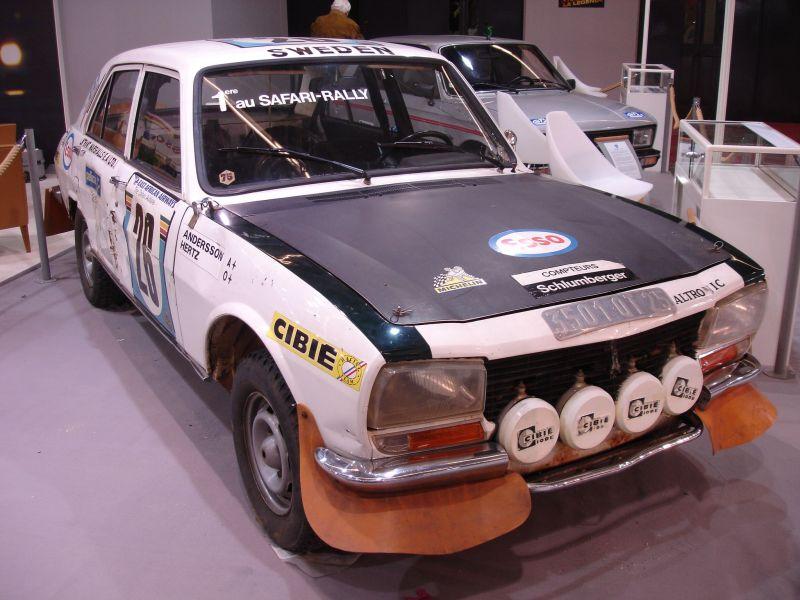 504_Peugeot_Garage_site_504_course